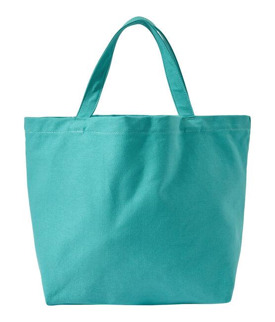 Bolsa Tote para niña verde Verde