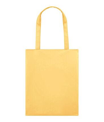 Bolsa shopping liso amarillo Dore