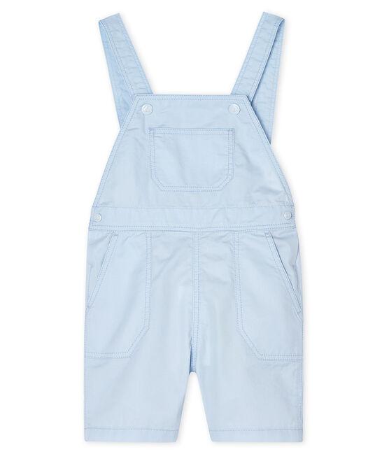 Peto corto de para bebé niño azul Fraicheur