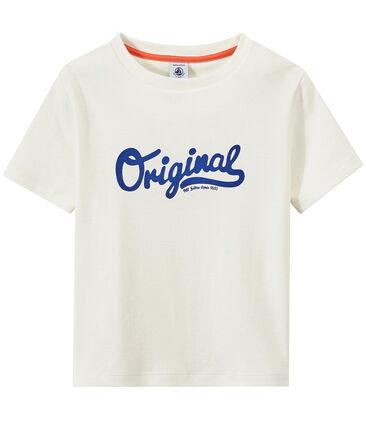 Camiseta para niño con estampado