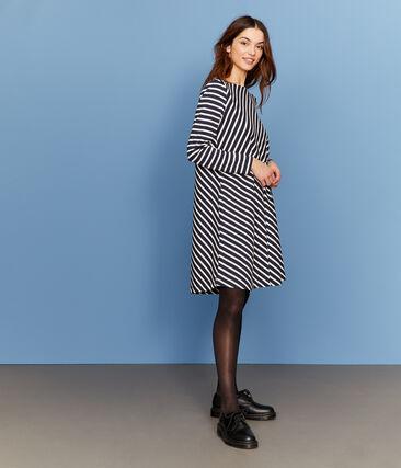 Vestido con manga larga para mujer