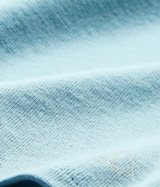 Camiseta bebé niña azul Mimi