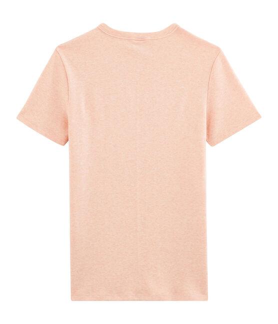 Camiseta icónica para mujer rosa Aster Chine