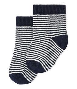 Calcetines milrayas para bebé unisex