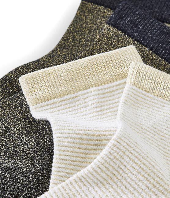 Lote de 2 pares de calcetines para mujer lote .