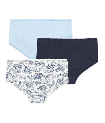 Pack de 3 shorties para niña