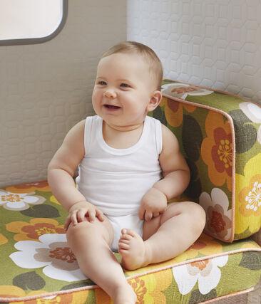 Par de bodis sin mangas para bebé de niño lote .