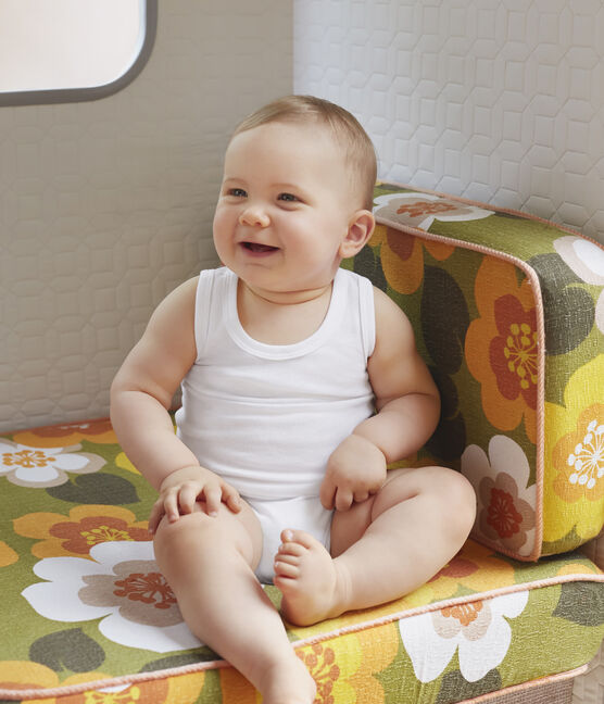 Par de bodis sin mangas para bebé lote .