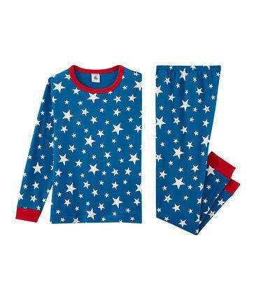 Pijama de punto para niño