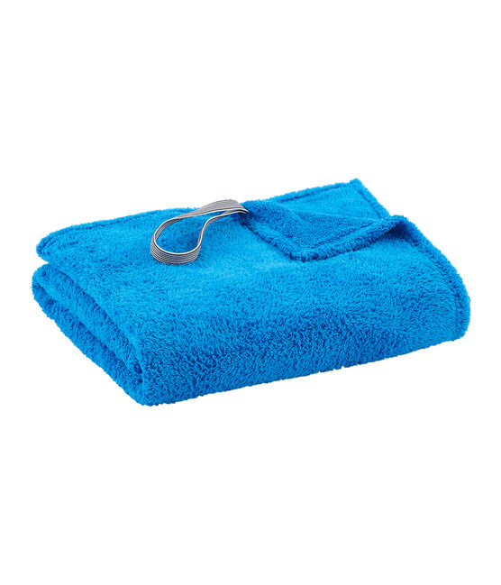 Toalla de baño infantil/adulto unisex azul Riyadh