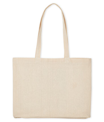 Tote bag blanco Marshmallow