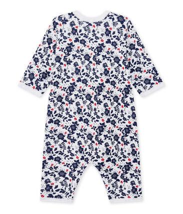 Pijama sin pies en túbico estampado para bebé niña