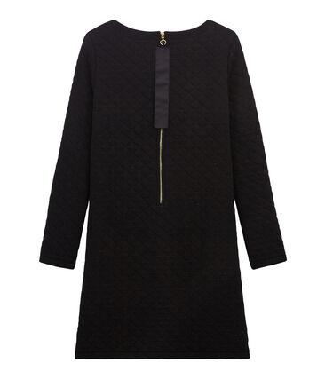 Vestido recto de túbico para mujer