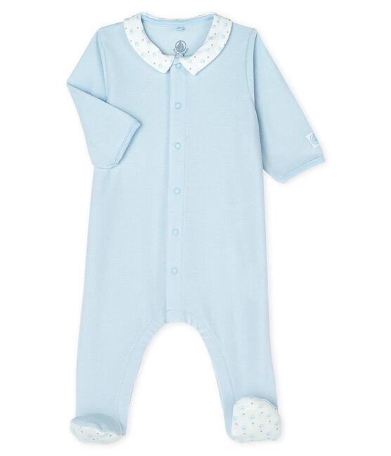 Pijama de terciopelo para bebé niño FRAICHEUR