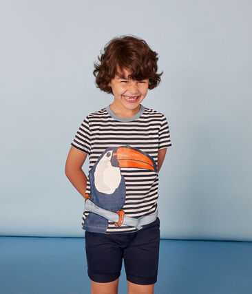Camiseta infantil para niño