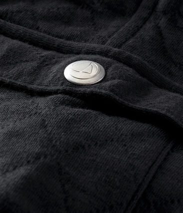 Pantalón en túbico acolchado para bebé niño