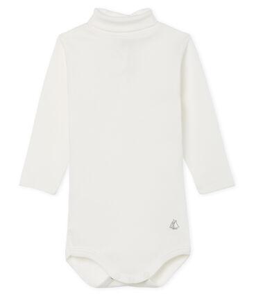 Body de manga larga y cuello redondo para bebé unisex