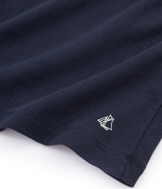 Camiseta manga corta infantil para niña SMOKING