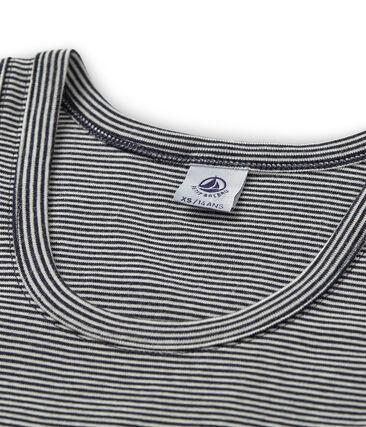 Camiseta sin mangas milrayas para mujer