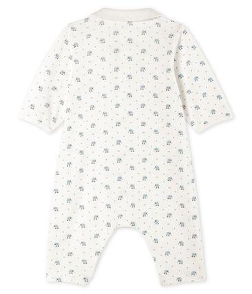 Pelele sin pies de punto para bebé