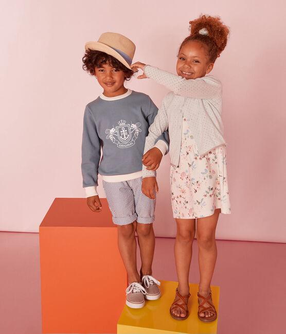 Sombrero infantil unisex rosa Naturel