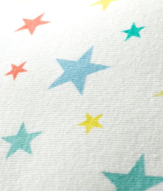 Cojín de punto blanco Marshmallow / blanco Multico