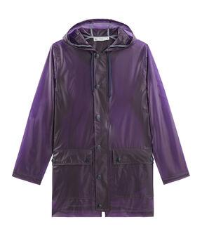 Chubasquero para mujer violeta Real