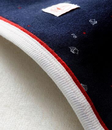 Cofre de capa de baño para bebé niño estampado