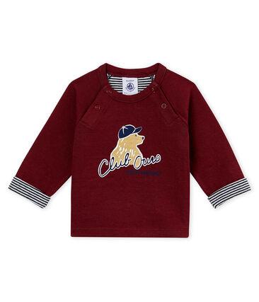 Camiseta en túbico para bebé niño