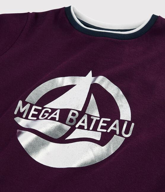 Camiseta serigrafiada para niño CEPAGE