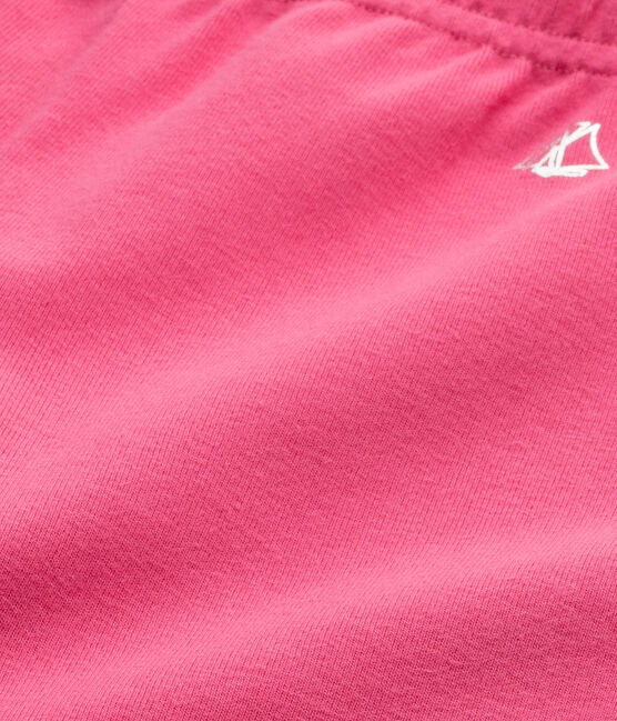 Legging para niña rosa Peony