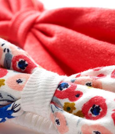 Lote de 2 turbantes para bebé niña lote .