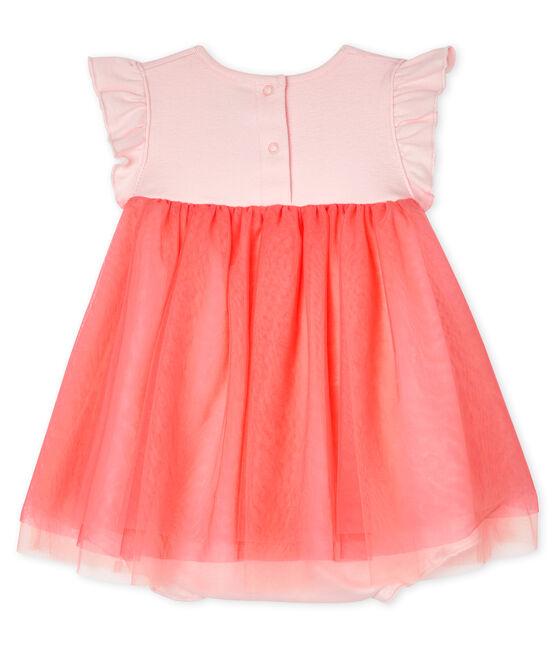 Vestido-bodi de manga corta para bebé niña MINOIS