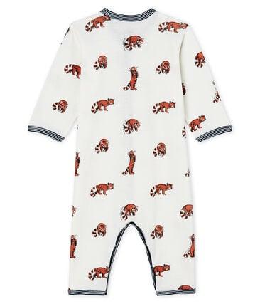 Pijama sin pies de punto para bebé niño