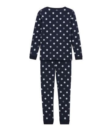 Pijama para niño de corte ajustado