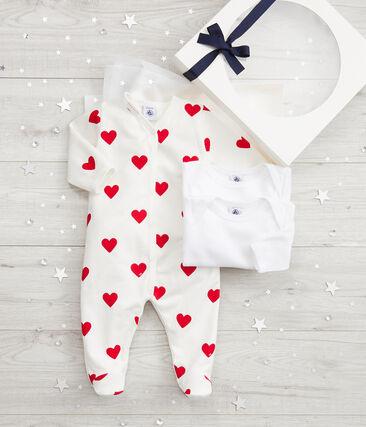 Estuche de regalo para bebé niña lote .