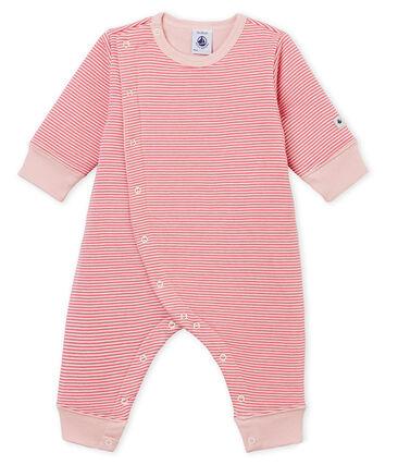 Pijama de bebé sin pies en túbico para niño