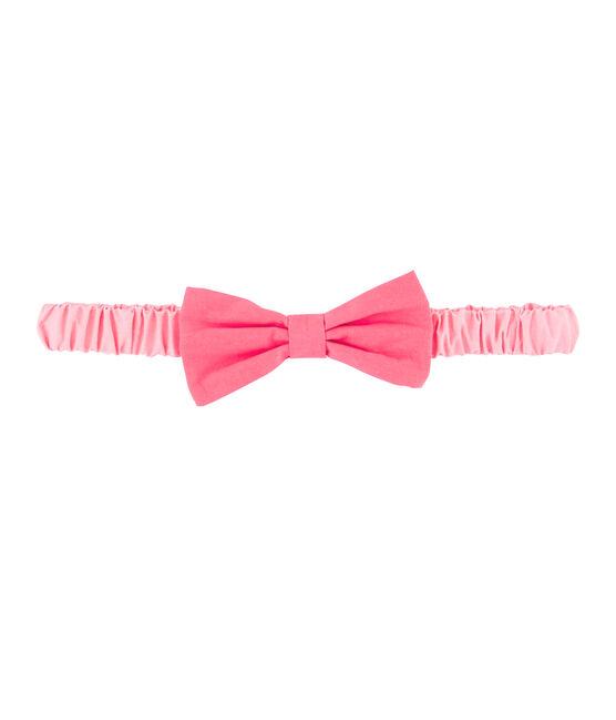 Cinta de pelo niña rosa Cupcake