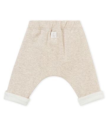 Pantalón forrado para bebé mixto