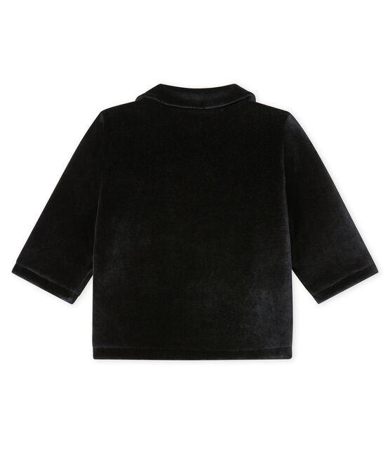 Chaqueta para bebé niño negro Noir