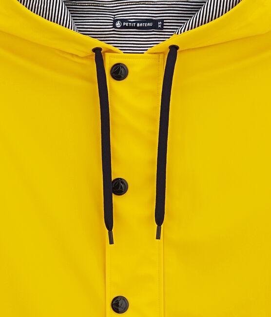 Chubasquero icónico unisex amarillo Jaune