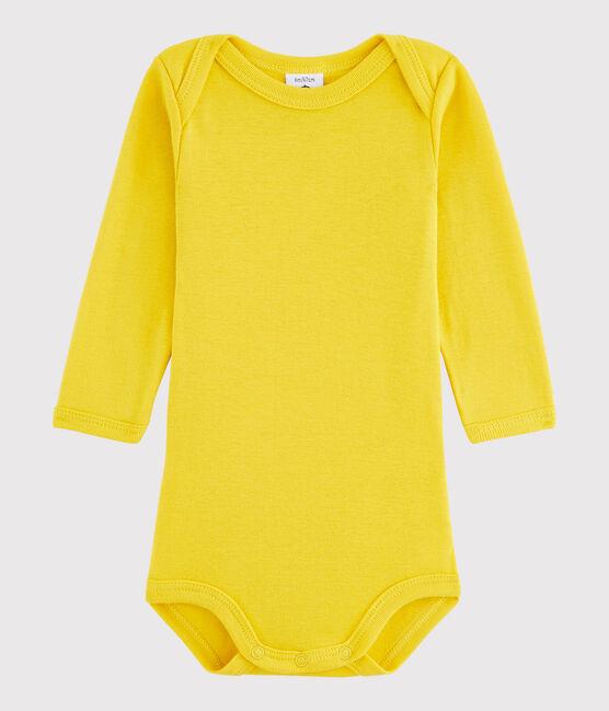 Bodi de manga larga de bebé niña/niño HONEY