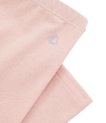 Leggings cortos de niña null