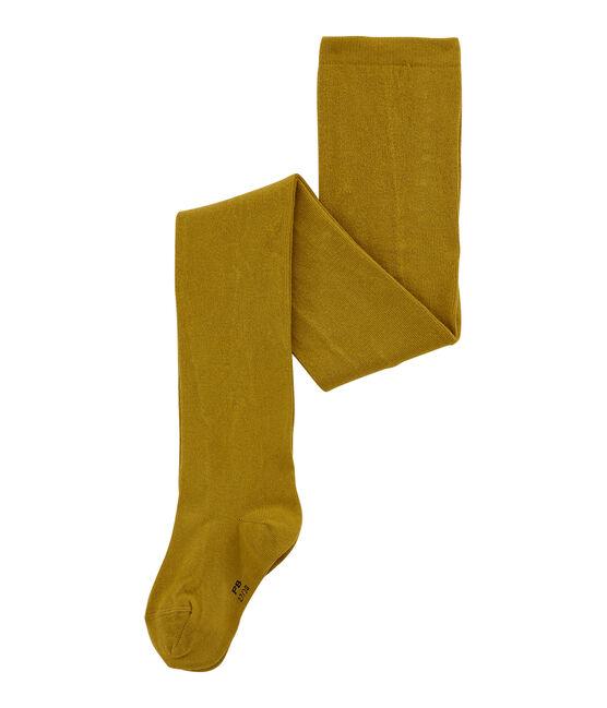 Leotardos en jersey amarillo Inca