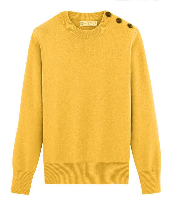 Jersey para mujer amarillo Boudor / amarillo Or
