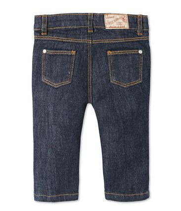 Pantalón slim bebé niño en jean