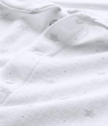 Pijama para bebé niño con estampado de estrellas