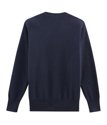 Jersey para mujer azul Smoking