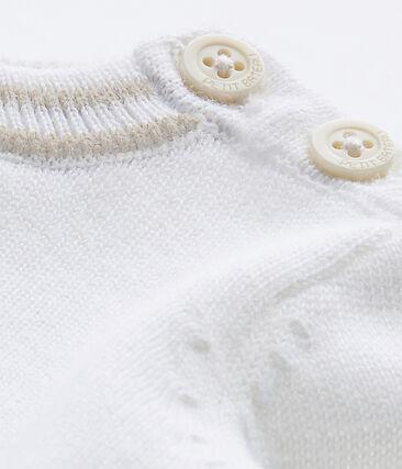 Jersey de bebé niño de punto