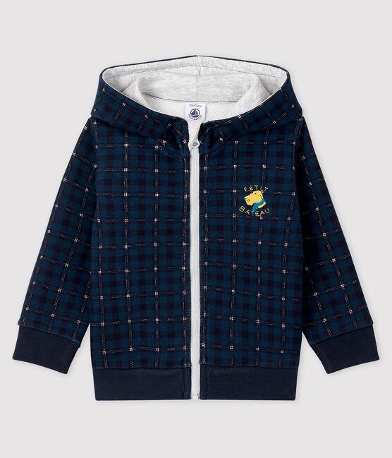 Sudadera con capucha para bebé niño SHADOW/MULTICO